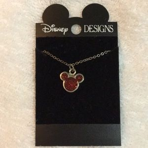 """Mickey Mouse Disney necklace- 18"""" long"""